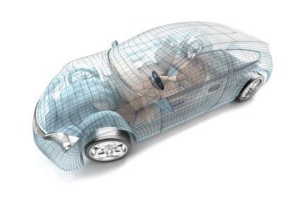 nanoenergy Automobil
